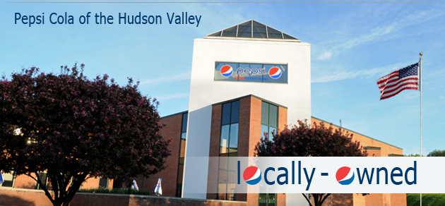 Pepsi Cola of the Hudson Valley Locally Owned