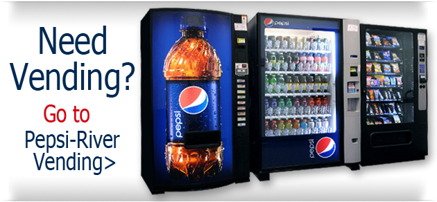 Need Vending - Pepsi-River Vending