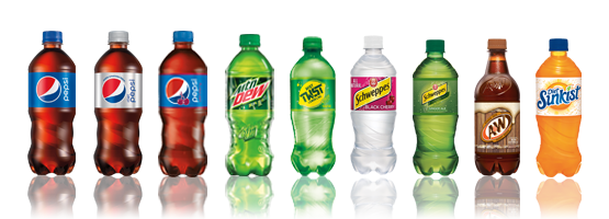 Image Gallery name all pepsi products